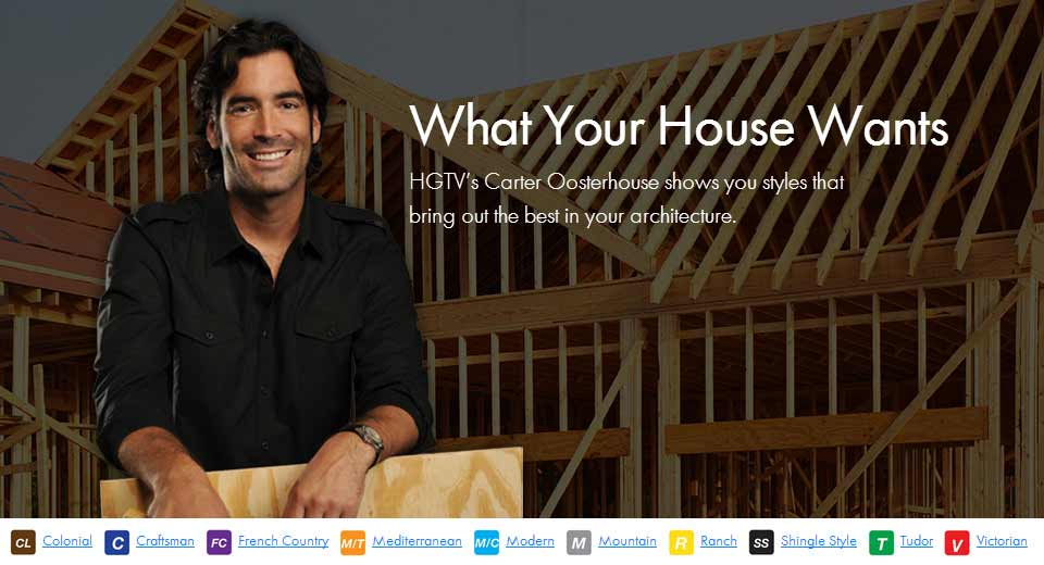 what your house wants