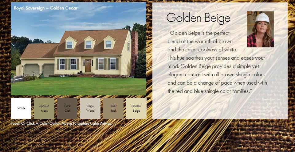 Golden Beige